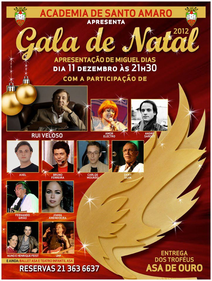 Gala Natal ASA 2012