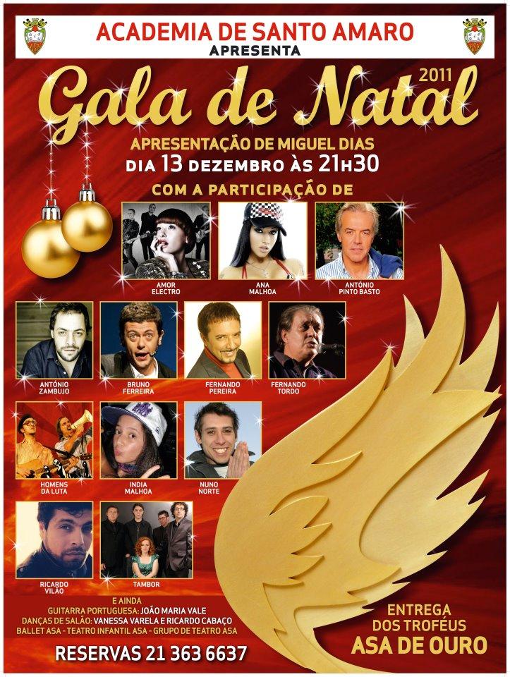 Gala de Natal ASA 2011