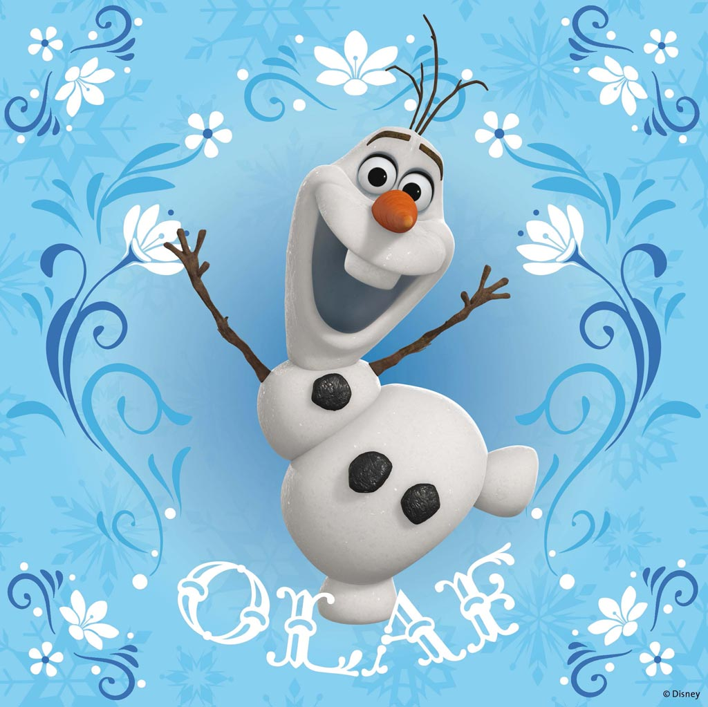 Cute-Olaf-Frozen-HD-Wallpaper