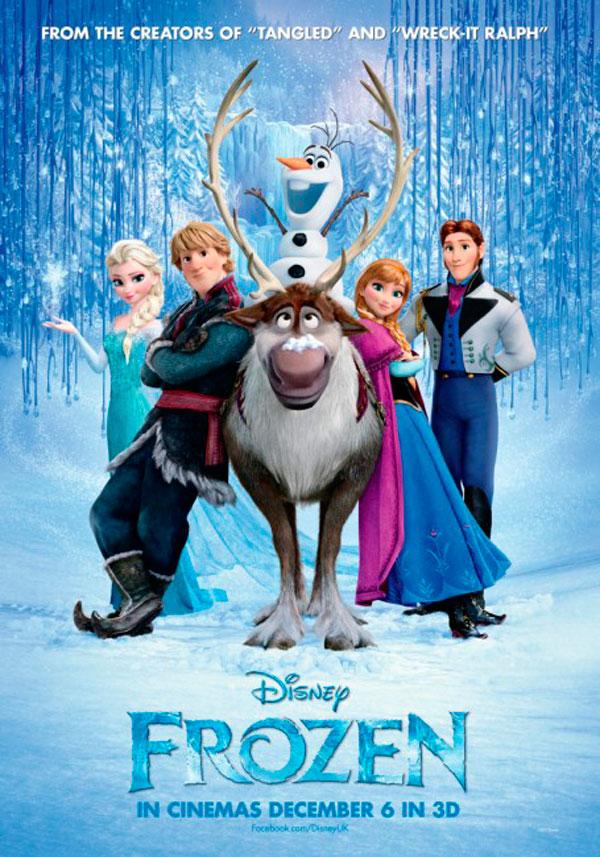 Poster-Frozen