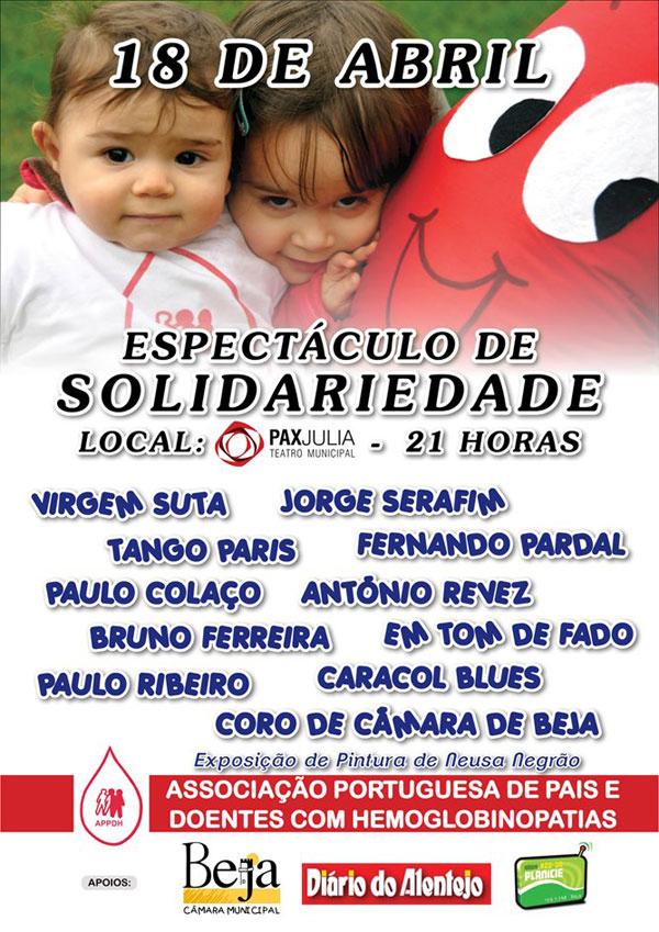 Solidariedade-Beja