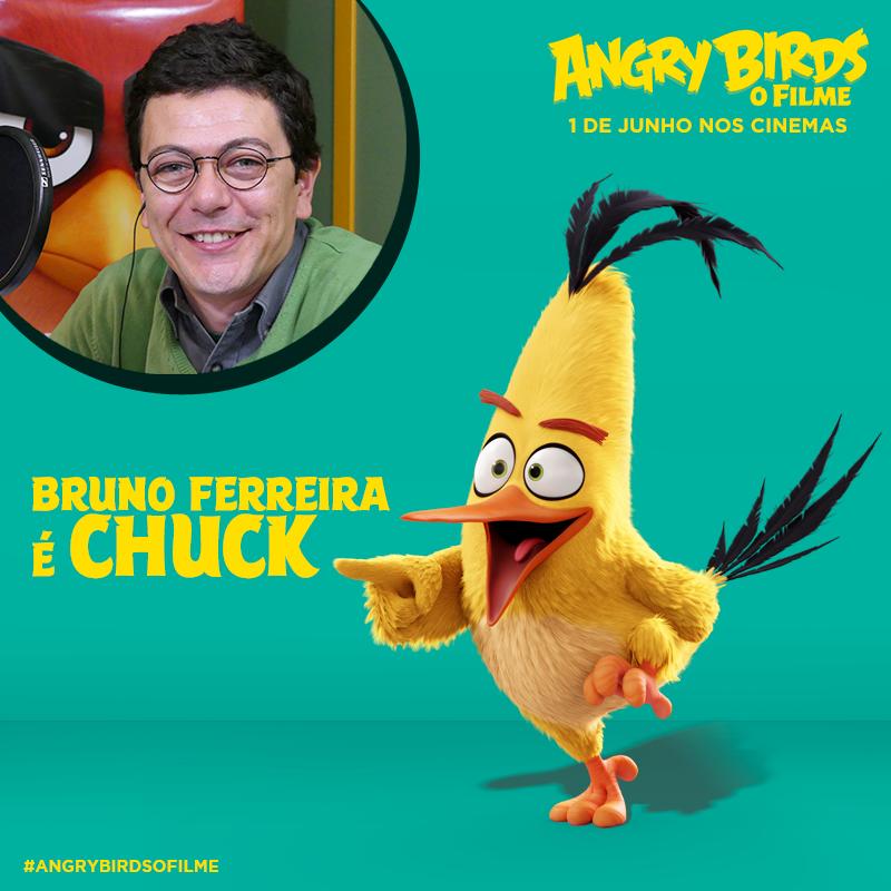 bruno Ferreira CHUCK